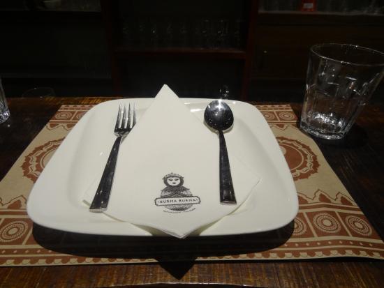 Burma Burma Restaurant & Tea Room: welcome