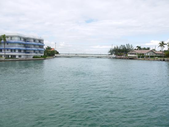 Miami Beach Fl Peio De Barco Por