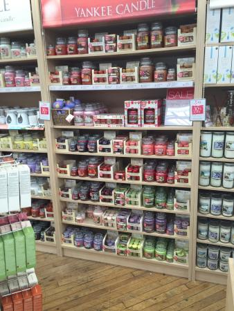 Goole, UK: Yankee candle