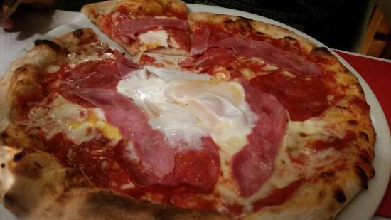 Villeurbanne, Frankrike: Pizzeria Zanotti