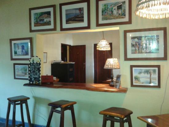 Blue Anchor Inn: Reception