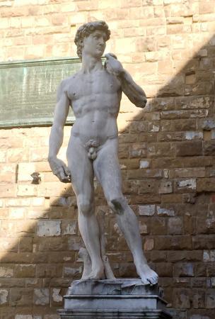 Piazza della Signoria: Увау ! Поражает гениальность скульпторов ! А ведь этим работам уже несколько сотен лет ! Великол