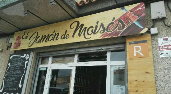 El Jamon de Moises