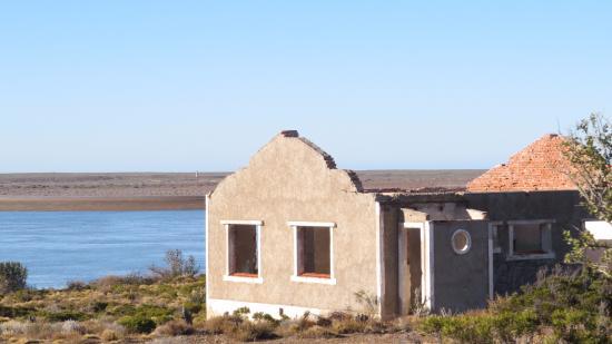 Puerto San Julian, Argentina: swiff