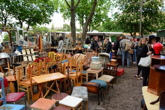 Foto di flohmarkt im mauerpark berlino for Trodel mobel