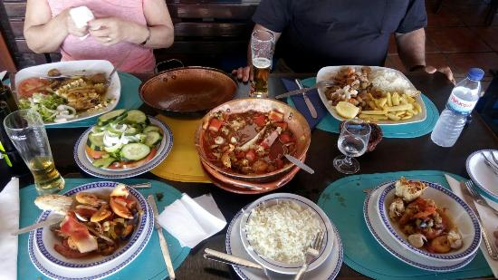 Restaurante O Barco