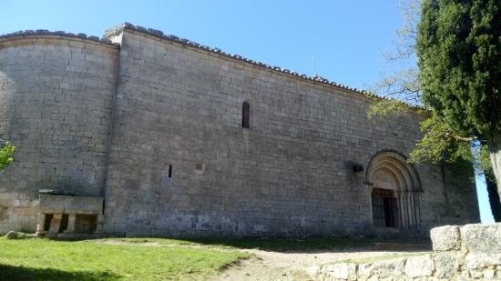 Siurana, Spain: iglesia