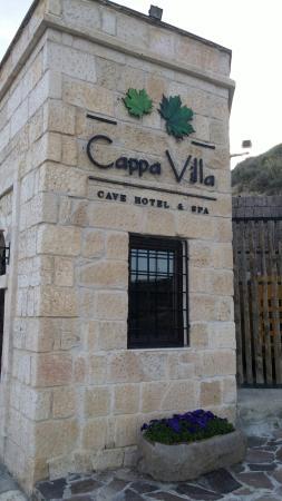 Cappa Villa Cave Hotel : Sessiz sakin huzurlu bir tatil.
