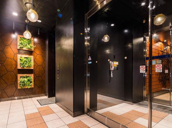 Super Hotel Aomori: エントランス