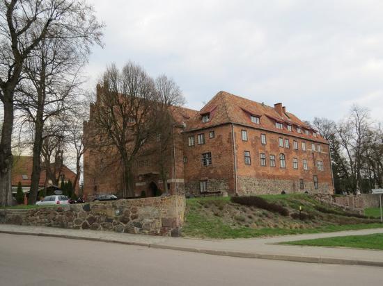 Ketrzyn, Polonia: Замек Тевтонского ордена,расположенный на пересечении дорог