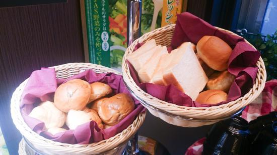 Super Hotel Aomori: パン