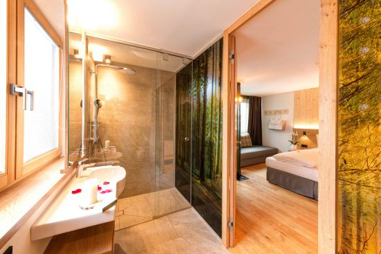 Bagno In Camera Design : Bagno camera classic bild von mountain design hotel eden selva