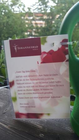 Johannesbad Hotel Königshof: 20160518_202855_large.jpg