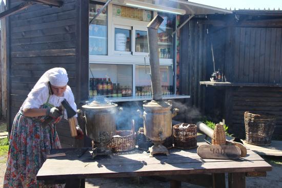 Republic of Tatarstan, Rusia: Настоящий травяной чай