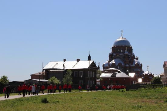 Republic of Tatarstan, Rusia: Иоанно-Предтеченский женский монастырь