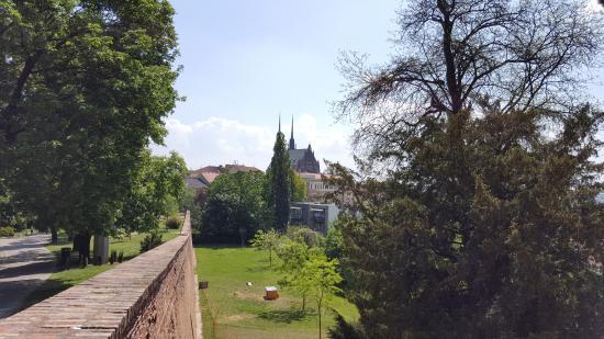 Brno, Czech Republic: Nice view