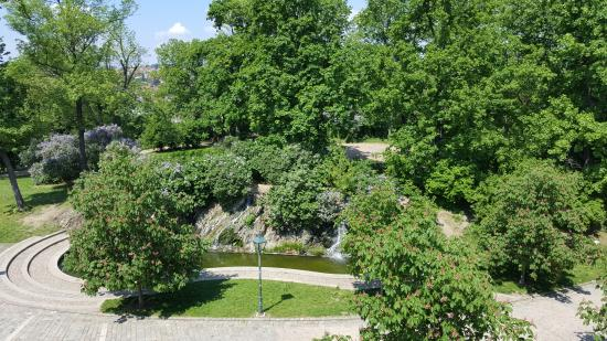 Brno, Tsjekkia: Beautiful park