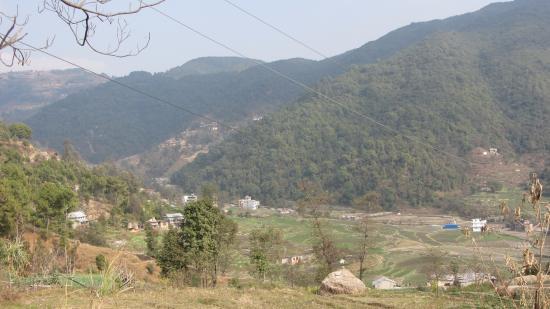 Vajrayogini Temple: Vistas