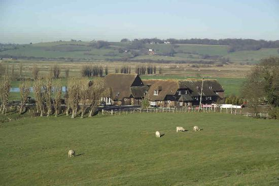 The Lodge at Winchelsea: Beautiful East Sussex countryside