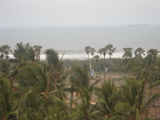 Senora Beach Resort: view from meeting hall