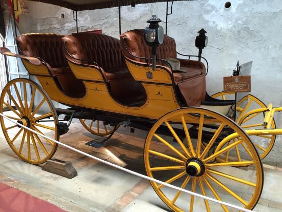 Museo-Podere delle carrozze