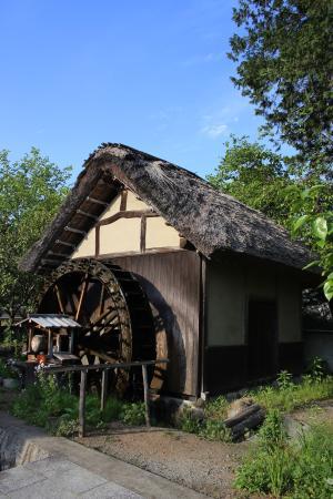 Koshu, Japón: 西藤木の水車