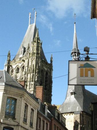 Eglise Saint-Martin de L'Aigle: eglise Saint Martin