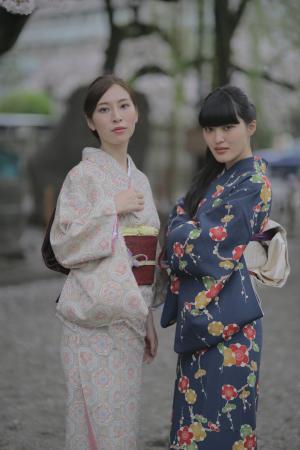 Kimono Rental Yukari