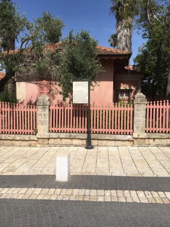 Beit Aaronsohn - N.I.L.I. Museum
