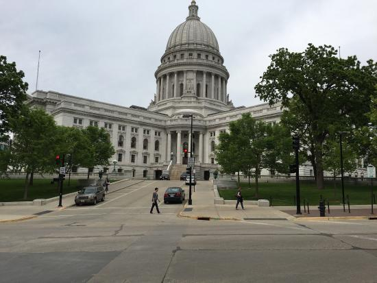 Madison, WI: Wisconsin State Capitol
