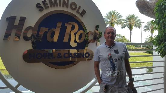 Seminole Hard Rock Hotel Tampa: Loved it