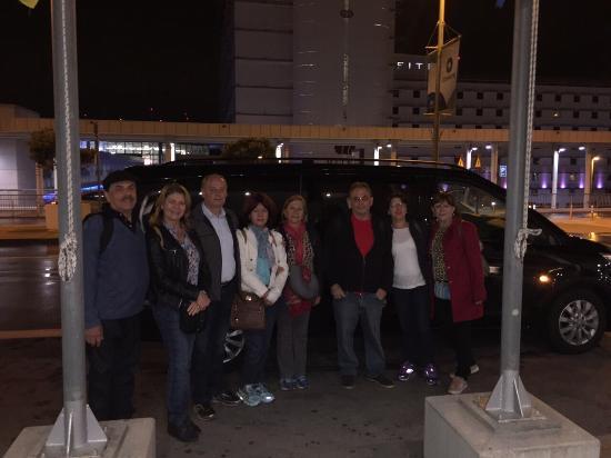 Pappas Luxury Transportation
