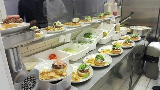 Fontaniva, Italie : 358 Burger Cafe'