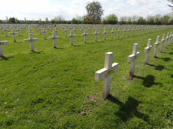 Saint-Charles-de-Potyze Cemetery