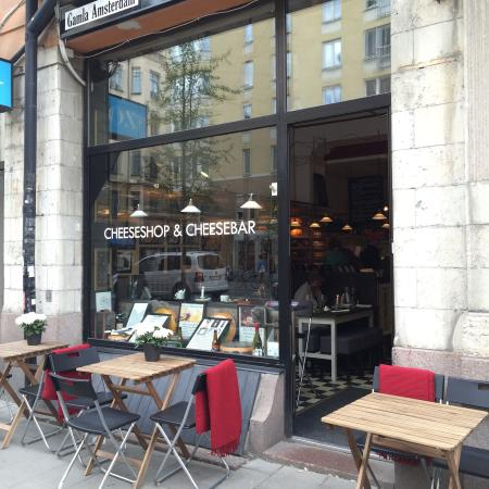 Cheese Shop Gamla Amsterdam