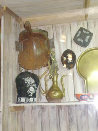 Gabdulla Tukaya's Literary Museum: Интерьер