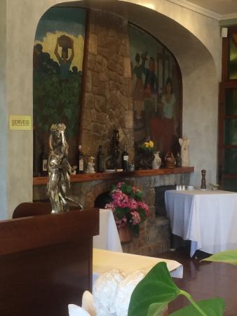 Calders, Spain: Restaurant La Guardia Marcos 'Txistu'
