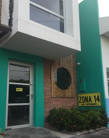 Zona 14