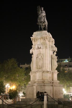 Monumento a San Fernando