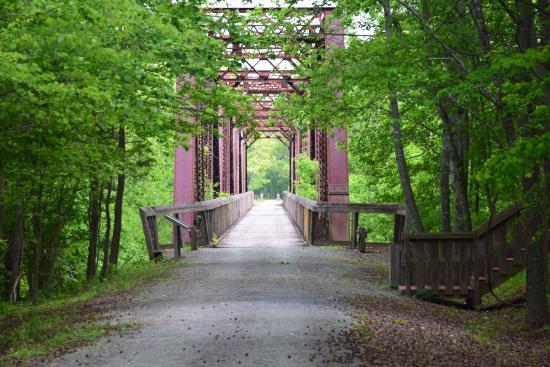 Randolph, Βιρτζίνια: Bridge Trail