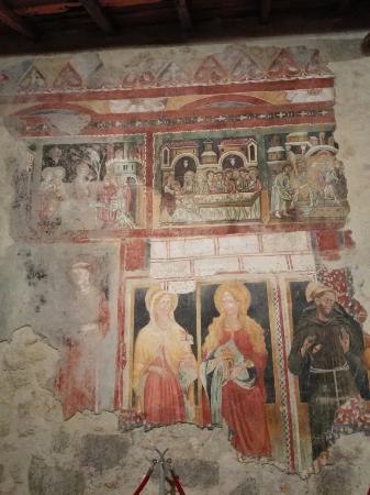 Anagni, Italia: San Pitro in Vineis