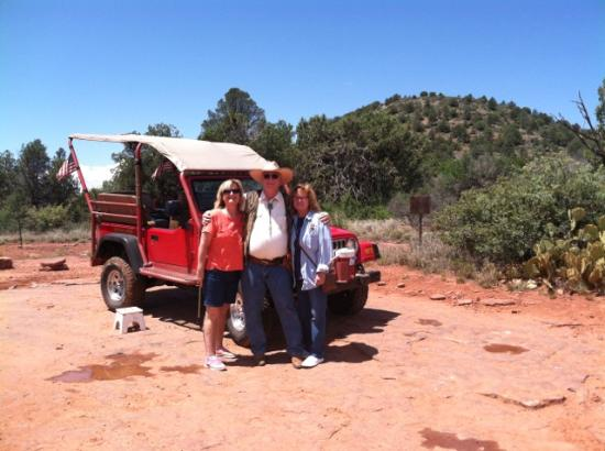 Red Rock Jeep Tours: Jeep Tour With Big John