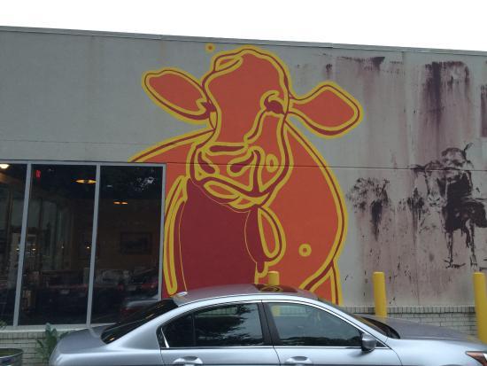 Farm Burger Decatur: Moo......