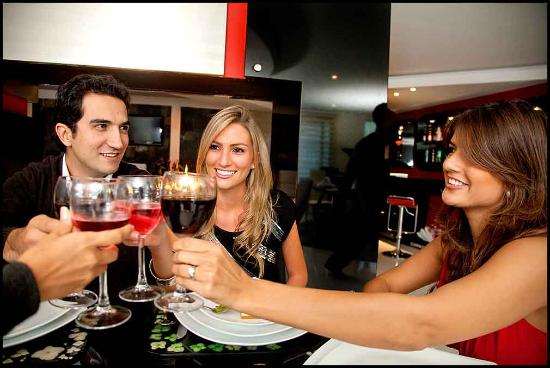 Summerland, Canadá: Group Wine Tasting