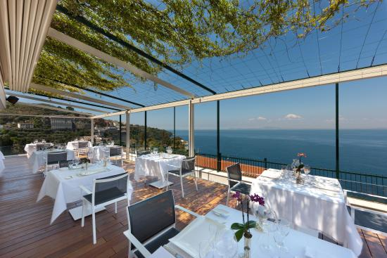TERRAZZA VITTORIA RESTAURANT - Picture of Hotel Continental ...