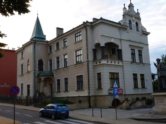 Sanok, Polonia: Willa