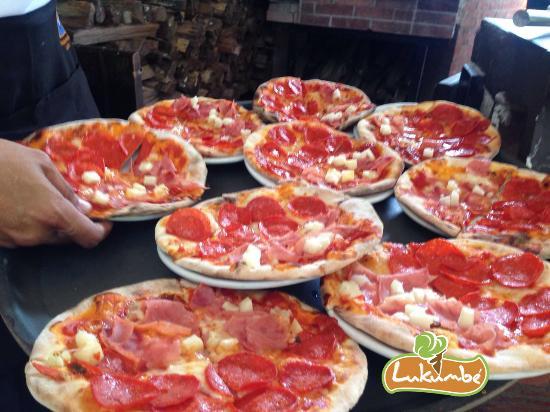 lukumbe mini pizzas para fiestas infantiles en restaurant caf lukumb puerto vallarta