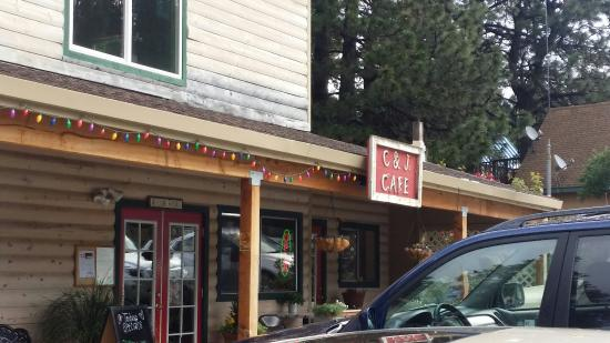 Alta, CA: C&J's Cafe