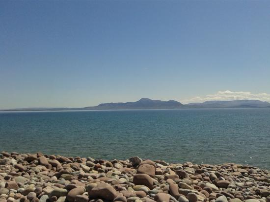 Croach Patrick, across Clew Bay from Mulranny Strand