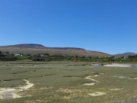 The Salt Marsh at Mulranny